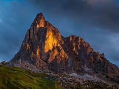 Alps - Col Dei Bois 2559 m. (Leonardo Đogaš) Tags: alps theperfectphotographer nationalgeographic mountain dolomites landscape mauntain peak ngc rock nature earlymorning leonardođogaš