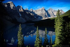 Kanada - 32 (canis_lupus!) Tags: kanada canada landscape landschaft natur travel reisen nature canon morainelake see lake berge mountains bergsee moraine camping roadtrip trail