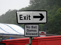 Strict Parking Rules, Tobermory, Isle of Mull, Scotland