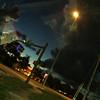 Menacing Sky (soniaadammurray - On & Off) Tags: digitalphotograph nighttime sky clouds driving road nicewonderfultuesdayclouds martesdenubes martedidinuvole streetscene lights reflections roads ☼♥givemefive♥☼ nwn