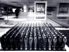 (mikeatkinson751) Tags: form shape france lens louvre louvrelens museum ancientegypt egyptology egypt blackandwhite black
