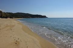"""Perigiali"" Beach, Kavala (nikolaylozanov8006) Tags: coast seaside shore outdoor beach landscape sand water sea waterfront bay macedoniagreece makedonia timeless macedonian"