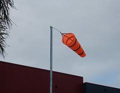 Orange Wind (mikecogh) Tags: drycreek wind windsock orange pole