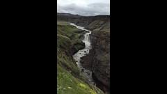 Near the glacier Eyjafjallajkull (Rita Willaert) Tags: markarfljotriver homsarivier myrdalsjkull hellisholar markarfljotsgljufur kloof eyjafjallajkull innriemstruariver markarfljot
