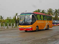 Yellow Bus Line A-84 (Monkey D. Luffy 2) Tags: bus mindanao photography yutong philbes philippines philippine enthusiasts society