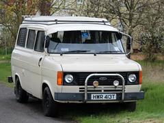 HWR 413T (1) (Nivek.Old.Gold) Tags: 1979 ford transit camper 1800cc diesel
