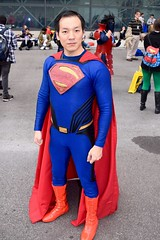 DSC_0399 (Randsom) Tags: nycc 2016 newyorkcomiccon nycomiccon javitscenter october nyc newyorkcity cosplay costume fun comicbooks comicconvention dccomics supermanfamily superman justiceleague jla justicesociety jsa cape boots asian