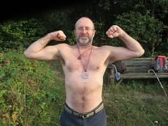 IMG_0998 (griffpops_deptford) Tags: cobham shirtlessmen menwithbeards kentchurches