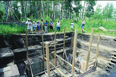 Cypress Hills Provincial Park (Alberta Parks) Tags: archaeology science history parks provincialparks scienceandresearch research