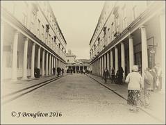 Bath 2016_11_ol (johnzsv) Tags: bath somerset england em10 m10 monochrome blackandwhite bw cityscape baths streetscene olympus