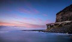 Around the bend (Jay Daley) Tags: seacliffbridge nsw sydney sunrise longexposure nikon d810 24mm