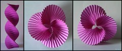 Paper Spiral Torus Three Sided / Origami Helix Twisted (1/4) (NeoSpica / NeoLiveArt) Tags: origami paper fold folding pleated structure spiral swirl helix triangle handmade homemade decor decorative infinity ring sculpture diy ideas diypaper paperengineering papercraftideas twisted column savonius wind infinityring circularstructure paperfold design paperart diydecor roomdecoration papercraft papiroflexia torus toroid geometric art moebius