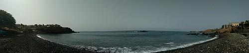 Praia da Cidade Velha.