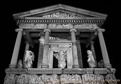 Waiting for Time (deColoresPhoto) Tags: nikon d810 decoloresphoto unitedkingdom britishmuseum ruins tomb turkey lycia nereidmonument london sculpture