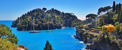 I found my love in Portofino...... (Christian_from_Berlin) Tags: liguria italien sun portofino sea coast coastline italy sony vacation europe blue yacht harbour harbourfront fishingvillage