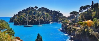 I found my love in Portofino......