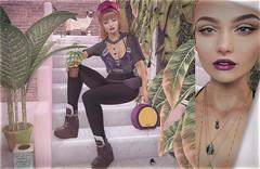 """It makes me feel the way I need to feel."" (Katy Hastings) Tags: atoolyhome chimia epiphany flite kustom9 letre majesty mina misschelsea mons mowie new pseudo rama tarte theskinnery treschic valekoer yummy zaara catwa"