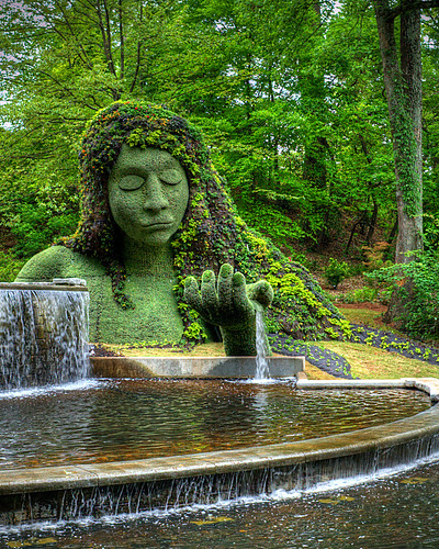 Earth Maiden (Atlanta Botanial Garden)