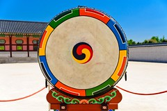 Seoul 2013 (10 of 58).jpg (Scott Weatherson) Tags: music asia drum percussion south palace korea seoul instruments dynasty gyeongbokgung gyeongbok joseon
