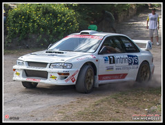 20120610_952-2.jpg (nichian) Tags: sports car rally drivers rallying subaruimprezawrc rb12 rogerduckworth rallybarbados2012