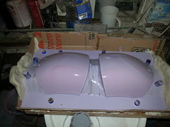 Inner Buttplate Mold (thorssoli) Tags: costume ironman replica armor prop moldmaking flickrandroidapp:filter=none