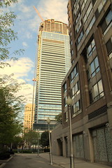 IMG_4611 (wyliepoon) Tags: park toronto college skyscraper construction downtown condo aura condominium