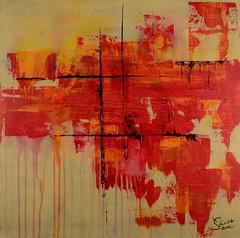 feuer (ms-fineart) Tags: abstract painting acrylic canvas abstracto acryl abstrakt lienzo acrylfarben leinwand acrílica acrylmalerei coloranteacrílico