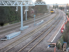 1998l Roby Junction (61379 Mayflower) Tags: railway 150 electrification