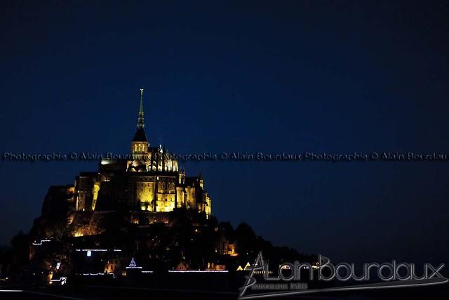 Le Mont de nuit