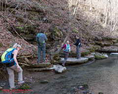 Short Springs SNA - On Bobo Creek - Nov. 2014 (mikerhicks) Tags: usa geotagged photography unitedstates hiking tennessee tullahoma lakehills tennesseestateparks shortspringsstatenaturalarea bobocreek canon7dmkii sigma18250mmf3563dcmacrooshsm geo:lat=3541176529 geo:lon=8618025080