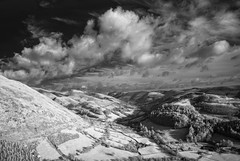 Welsh IR (Pete Fletcher Photography) Tags: