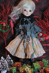 Abigail (bentwhisker) Tags: christmas holidays doll noel carrot yule bjd resin 5149 bewithyou