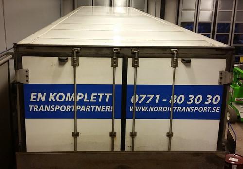 Nordic Transport bildekor