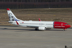 LN-DYT - Boeing 737-8JP(WL) - Norwegian Air Shuttle (Digi-Mike) Tags: plane germany fotografie aircraft aviation air cologne kln boeing flugzeug 737 planespotting spotter flieger fliegerei planespotter norwegianairshuttle kirstenflagstad canoneos700d cgneddk lndyt