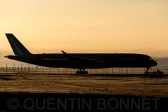 Qatar Airways Airbus A350-941XWB F-WZFF (A7-ALF) (Quentin Bonnet - AeroWorldPictures) Tags: cloud weather sunrise airplane airport airbus toulouse airways blagnac spotting qatar flighttest a350 xwb msn011 cn011 changeofstation a350941xwb fwzff a7alf