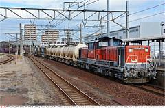 JRF_DD51-1803GB_231214 (Catcliffe Demon) Tags: japan railways b2b jrf intermodal diesellocomotive mieprefecture jrfreight dieselhydraulic dd51 jr containertrains japanrailimages2014