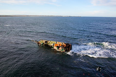 Aerial Pictures the Sovereign BF380 Shipwreck (bestviewedfromabove.co.uk) Tags: pictures from above sea beach photography boat fishing view aberdeenshire sony north vessel aerial best shipwreck damage trawler sovereign viewed fpv fraserburgh grampian inverallochy gimbal aerialpicture dji bestviewedfromabove bf380 sonynex5n zenmuse bvfa z15n wwwbestviewedfromabovecouk