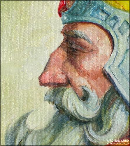 Oldman (sketch)