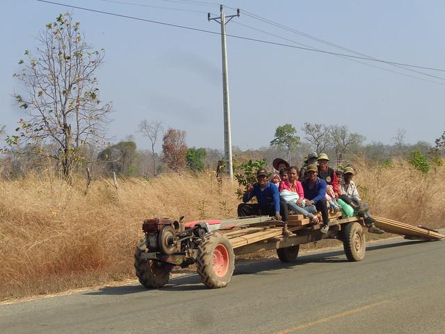 Rodamundos: Cambodia, de Angkor a la frontera de Laos en bici.