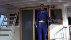 Wonder Woman, Light-Fingered Lady 01 (Tom Simpson) Tags: sexy television vintage boobs wonderwoman cameltoe lyndacarter wetsuit