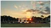 Luneta Sunset (Rhannel Alaba) Tags: park sunset sunrise philippines samsung manila rizal luneta pido alaba note4 rhannel