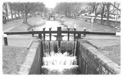 Grand Canal (Michael C. Hall) Tags: ireland dublin canal gate lock grand