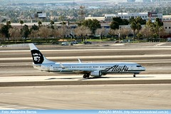 Alaska Airlines - N431AS (Aviacaobrasil) Tags: lasvegas alaskaairlines mccarraninternationalairport alexandrebarros boeing737900