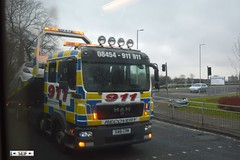 Man TGL  Glasgow 2015 (seifracing) Tags: rescue man cars scotland cops britain crash accident 911 scottish vehicles emergency spotting strathclyde brigade vauxhall ecosse seifracing