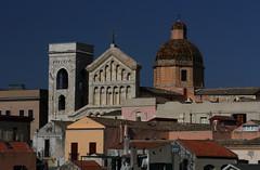 Kathedrale, Cagliari (herbert@plagge) Tags: sardegna city italien italy architecture cathedral kathedrale stadt architektur gebude cagliari sardinien urbancentre