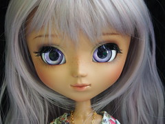 Lara Spam xDDDDD (sh0pi) Tags: make fashion doll ooak it lara mocha mio pullip kit custom own puppe mikiyochii
