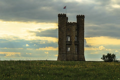 Broadway Tower (FP_AM) Tags: greatbritain sunset england tower broadway broadwaytower canon60d canon24105mmf4