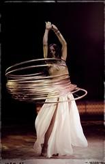 Circus Herman Renz 2015 (DirkJan Ranzijn Circus Photography) Tags: circus zirkus cirkus circo music show voorstelling vorstellung nikon d3s nikkor sigma tent travel travelling low light hoolahoop girl meisje ringen sensueel sensual beautiful