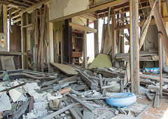 A shop in the highly contaminated area destroyed by the 2011 earthquake five years after, Fukushima prefecture, Tomioka, Japan (Eric Lafforgue) Tags: stilllife ecology japan horizontal night danger unsafe dangerous earthquake energy asia risk environmental radiation nobody nopeople forbidden indoors pollution environment radioactive radioactivity atomic destroyed fukushima hazard atom catastrophe exclusion contamination contaminated daiichi devastated tomioka 0people nuclearaccident fukushimaprefecture irradiate colourpicture nuclearindustry fukushimaexplosion japan161828