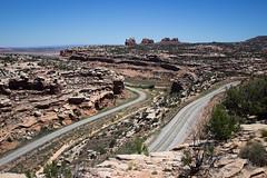 (Molly Sanborn) Tags: canyonlands national park nps utah nature travel summer road landscape panorama